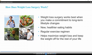Mount Sinai Bariatric Surgery Information Session in Spanish